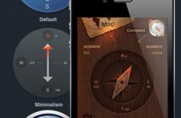 Compass PRO GPS.